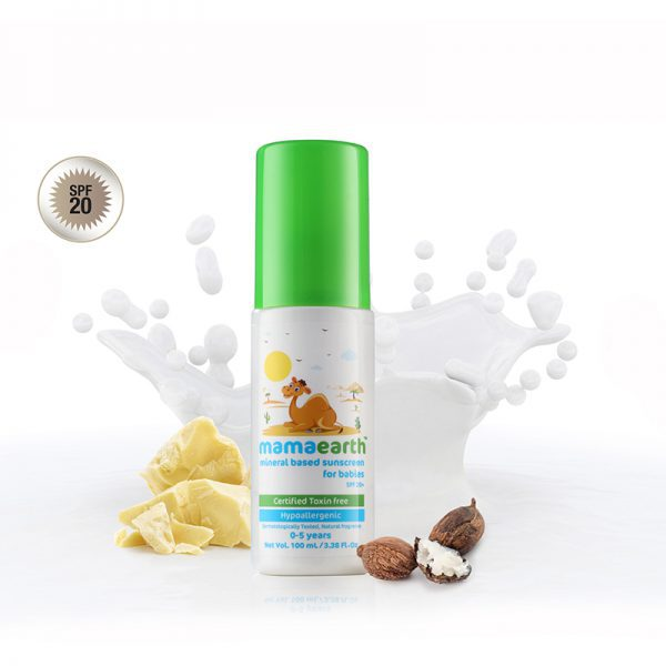 mineral based sunscreen India