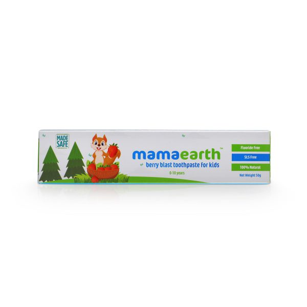 Natural Organic Toothpaste Babies