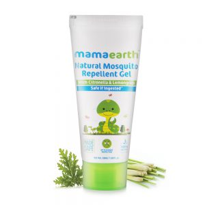 Natural Mosquito Repellent Gel